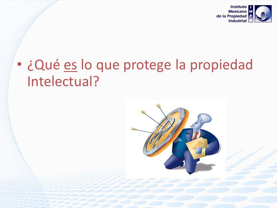 IMPORTANCIA DE LA P.I. PARA LA INDUSTRIA Estimula la creatividad de innovación y el desarrollo de nuevos productos. Retribuye económicamente a sus cre