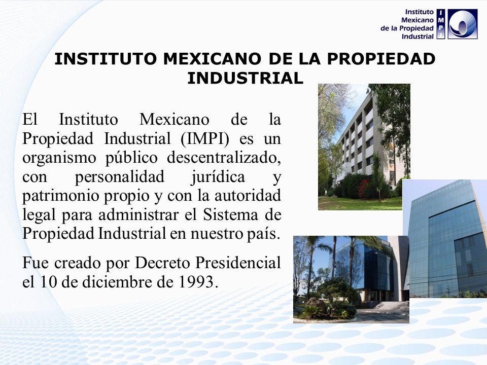 ¿Cómo se obtienen éstos derechos? Propiedad Industrial: Constitutivos ( Procedimiento Administrativo IMPI)