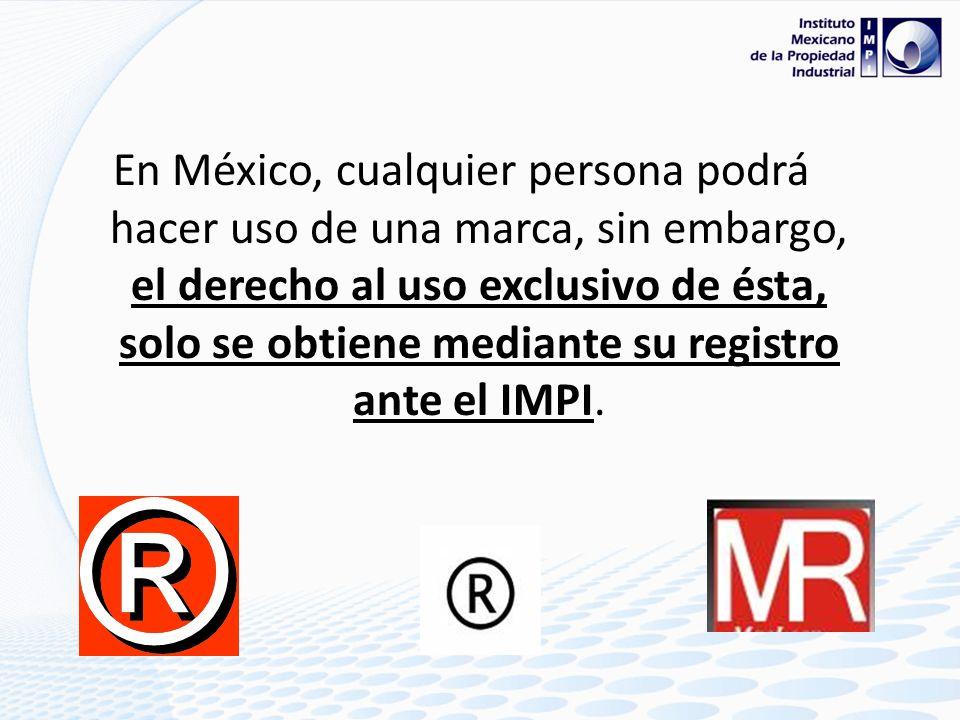 TIPOS DE MARCAS NOMINATIVAS Protegemos fonéticamente como suena la marca, sin ninguna imagen en especial. LEVIS AEROMEXICONIKE TELCELAPPLECOCA-COLA IN