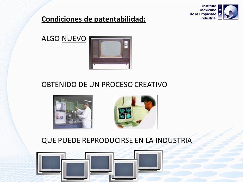 ¿Qué es una Patente? Es el monopolio otorgado por el estado a un inventor por un periodo limitado de tiempo, en recompensa por la descripción de la in