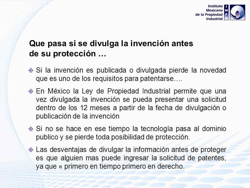 En otras palabras … Incrementan el valor comercial de una empresa y sus productos. Una invención protegida puede cederse o licenciarse, lo que permite