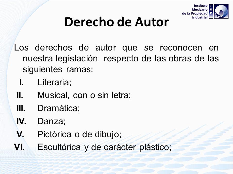 Derecho de Autor MARCO JURÍDICO PRINCIPAL. Ley Federal del Derecho de Autor. ( LFDA 1996 Ref 2003.) Convenio de Berna. ( C. BERNA 1886, Paris 1971 DOF