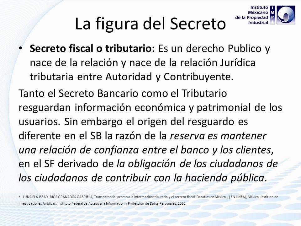 La figura del Secreto Prácticamente el secreto bancario tiene por objeto el conocimiento que resguarda respecto a los valores (económicos) del individ