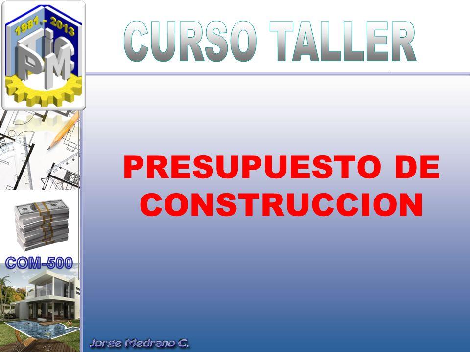 Inspección del terreno en el cual se va a emplazar la construcción Análisis del proyecto Arquitectónico y la documentación técnica legal Aclaración de dudas que se hayan presentado.