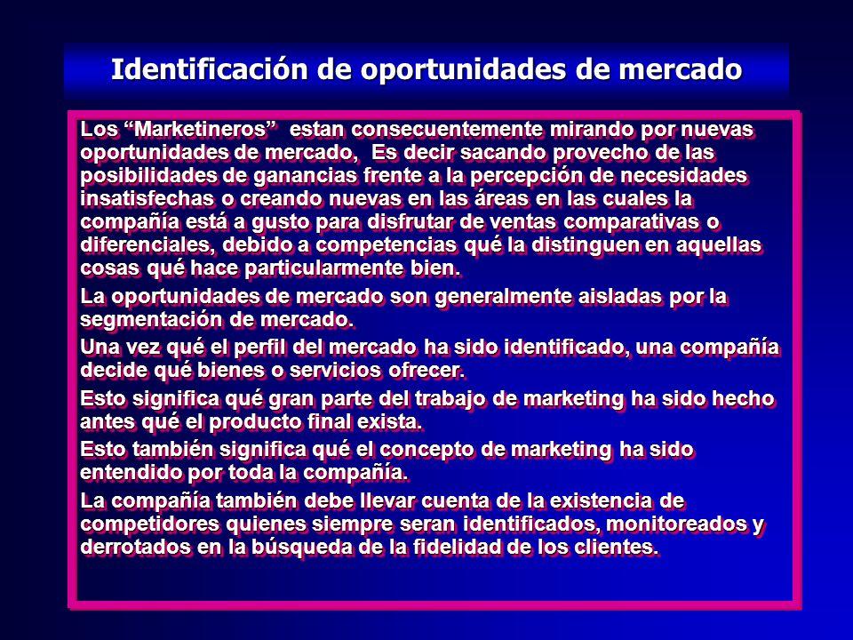 Los Conceptos de Venta y Marketing 3 Philip Kotler: Marketing Management, 7 a Edición, captulo 2