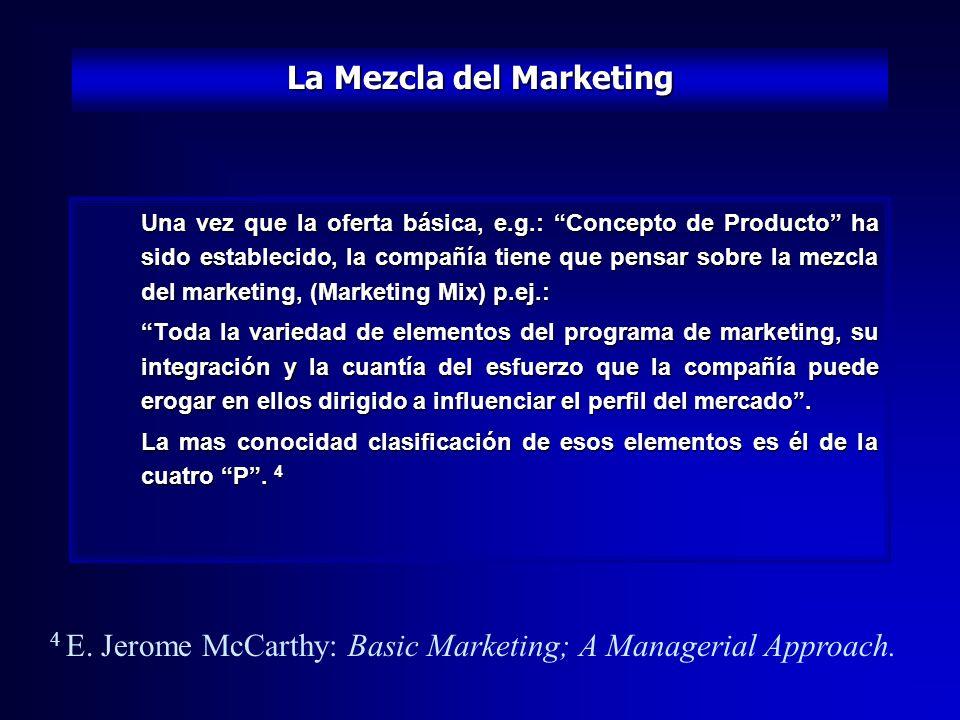 La importancia de la Investigación de Mercado Antes de lanzar un producto o servicio sobre la base de la intuición o la suposición, mas compañías apli