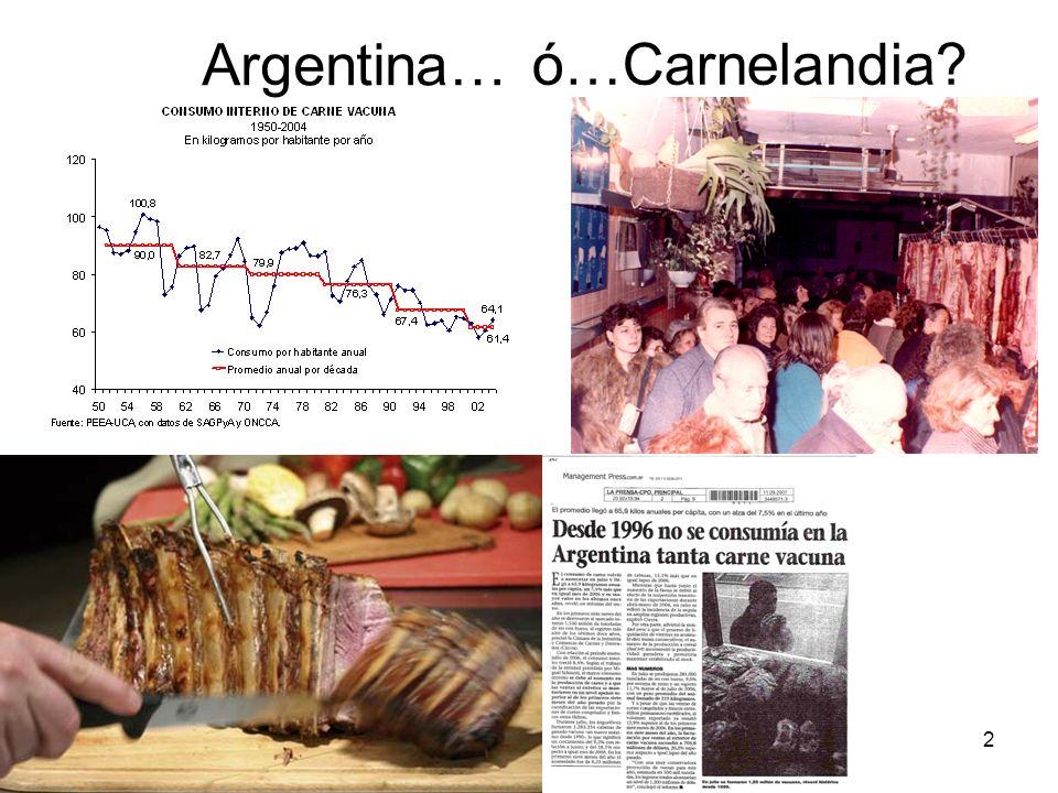 2 Argentina… ó…Carnelandia?