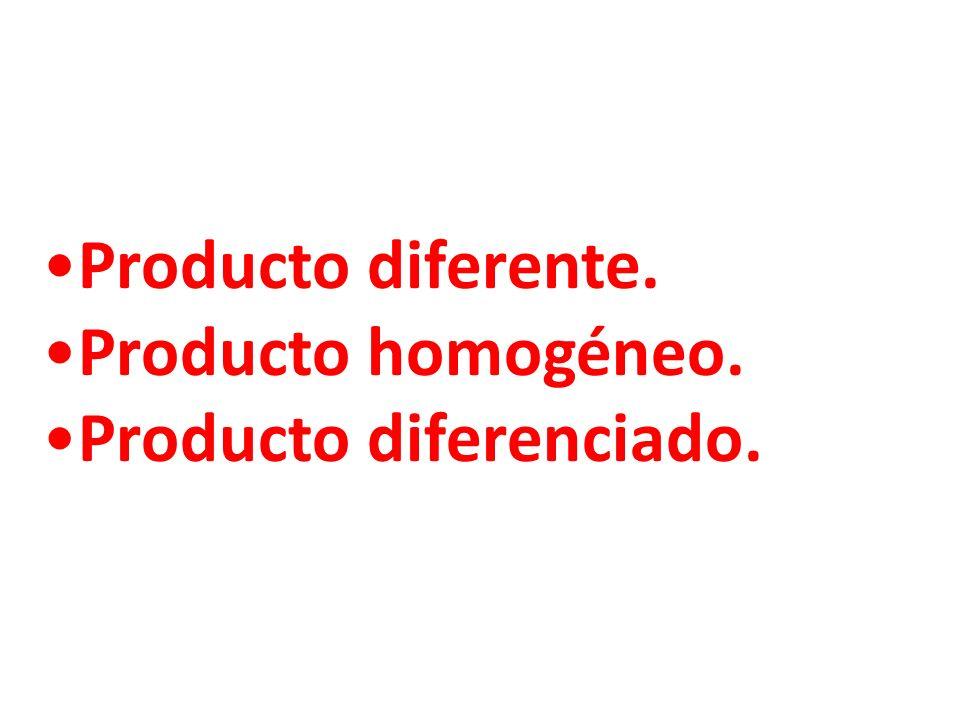 ¿Qué es un producto? Cualquier cosa que sea posible ofrecer a un mercado para su atención, adquisición, empleo o consumo y que satisfaga un deseo o un