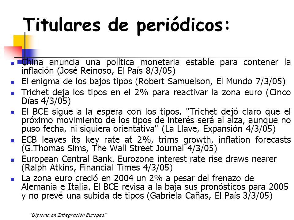 Diferentes alternativas de estrategia 1- Objetivo monetario intermedio 2-Objetivo directo inflación 3- Objetivo tipo de cambio.