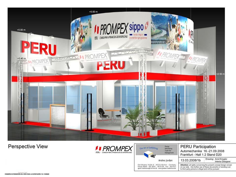 PROVEEDOR: Dome Exhibitions LLC
