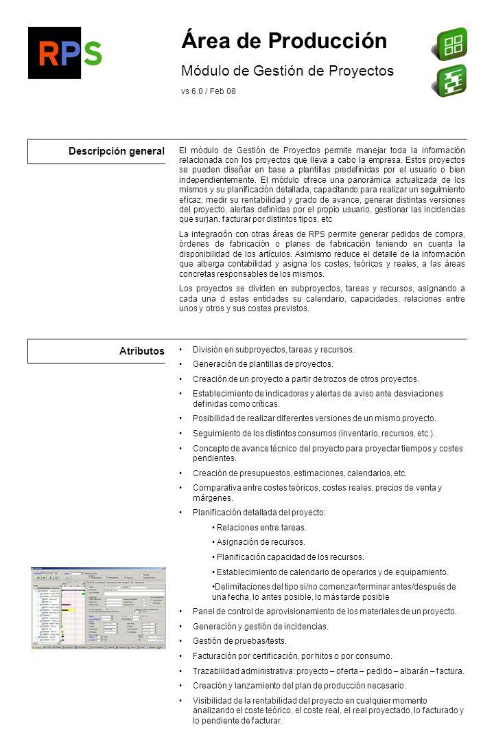 Flujo de información Introducción de proyectos Herramientas de creación de cuadros de mando Business Intelligence (QlikView....etc) Consulta y listado de proyectos.
