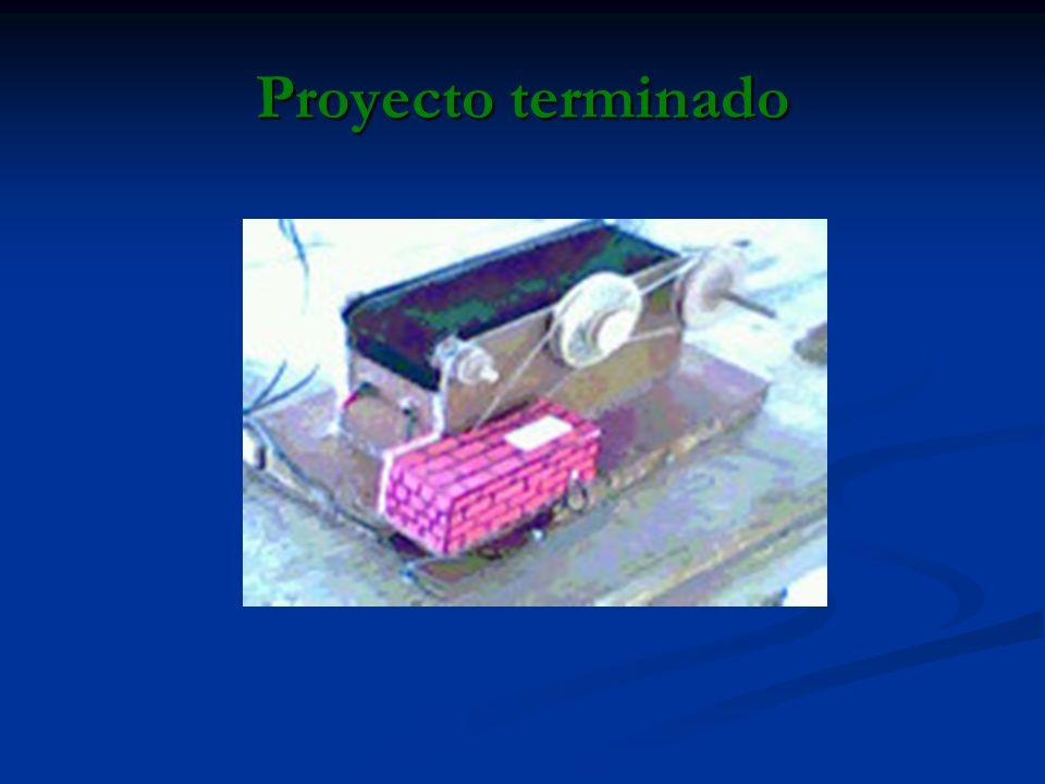 Construcción del sistema mecánico Construcción de las poleas