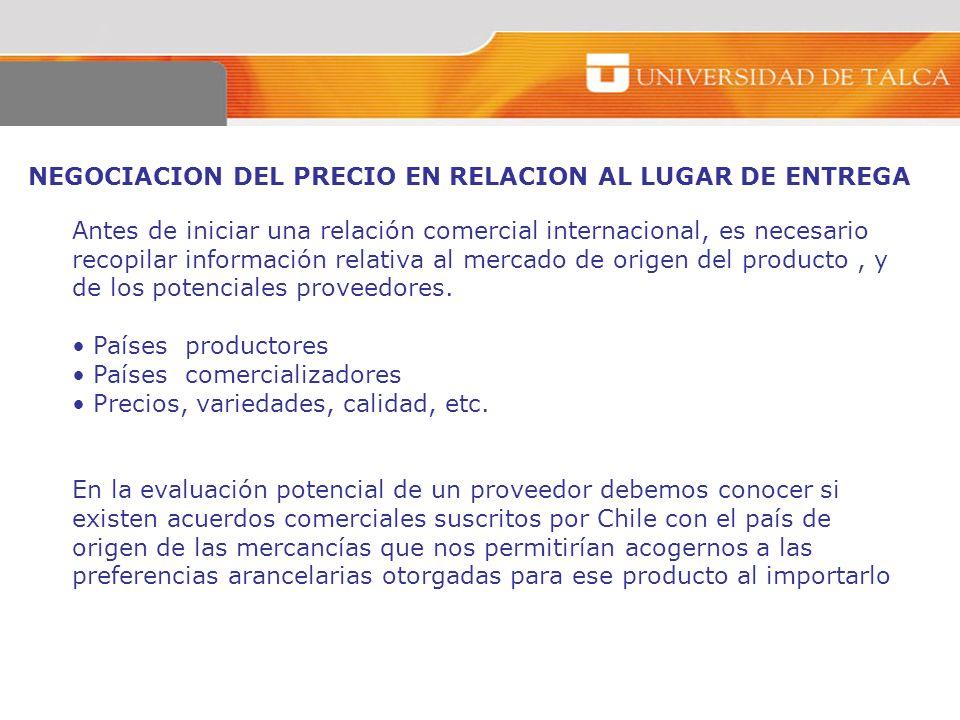 forma cotizacion relacion comercial: