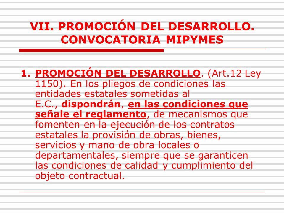 VI.CONTRATACIÓN ORGANISMOS INTERNACIONALES 4. Reporte SECOB.