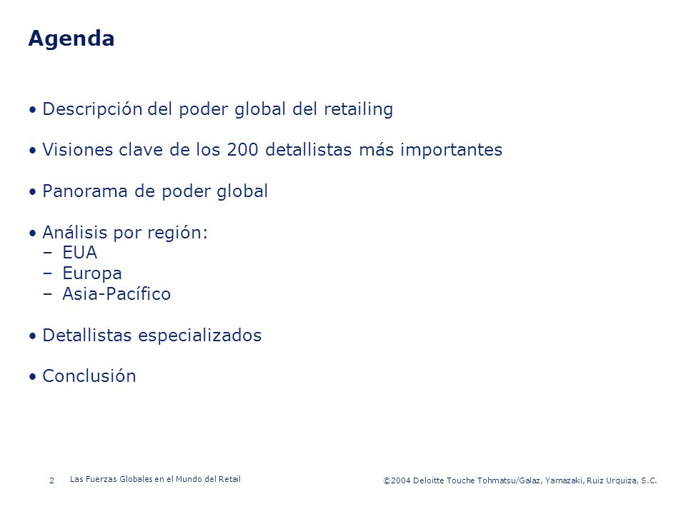 ©2003 Firm Name/Legal Entity Presentation Name (View / Header and Footer) 23 Análisis por región – Asia Pacífico