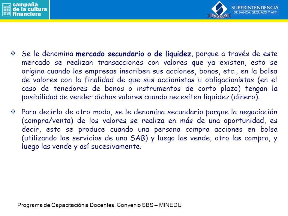 La emisión de los valores mobiliarios, con fines de financiamiento, puede hacerse a través de tres (3) principales mecanismos: 1.