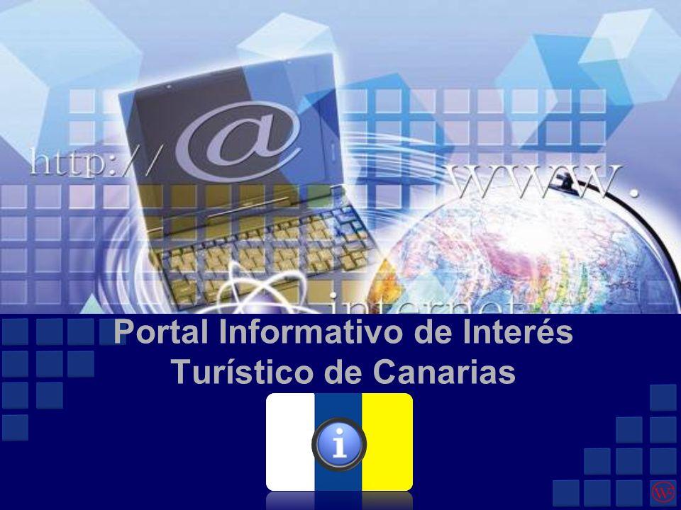 Portal Informativo de Interés Turístico de Canarias
