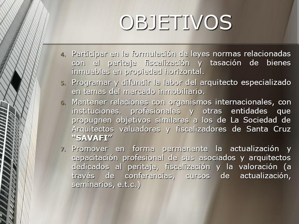 OBJETIVOS 4.