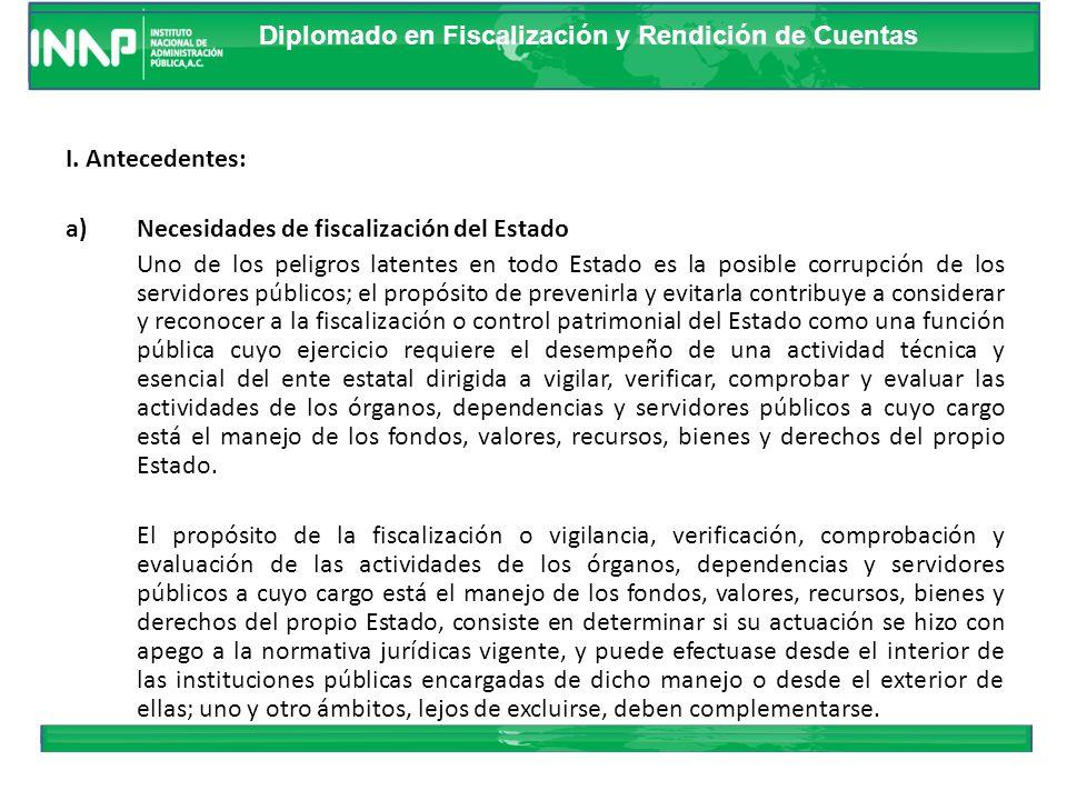 Diplomado en Fiscalización y Rendición de Cuentas Análisis de Resultados Generales Panorama Económico Política de Ingresos Política de Gasto Orientaci