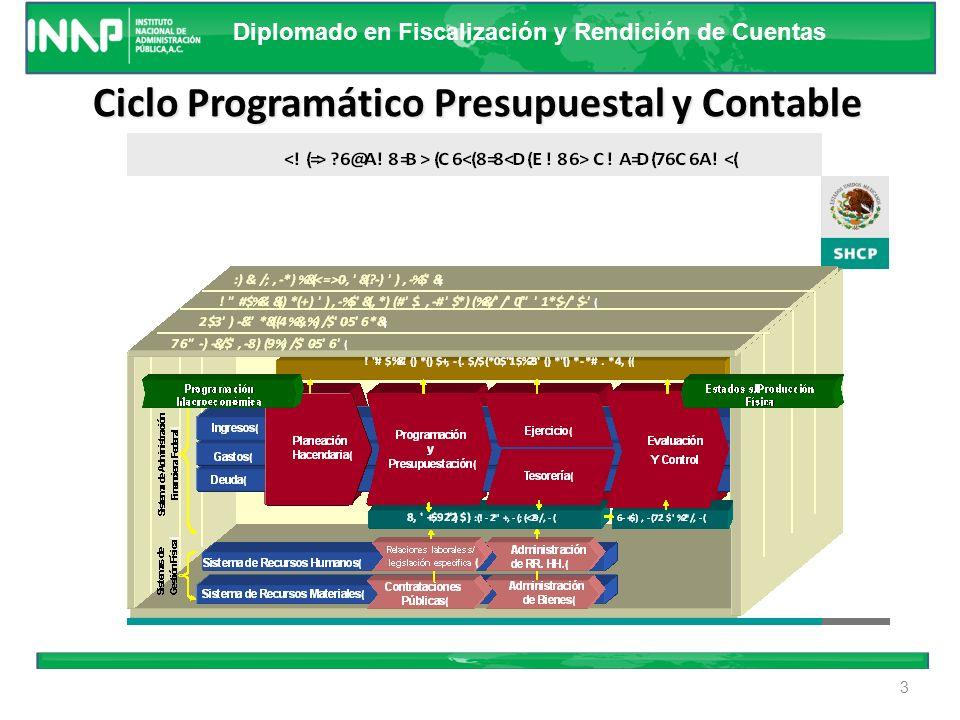 Diplomado en Fiscalización y Rendición de Cuentas LGCG: Contenido 10 Octubre-2010