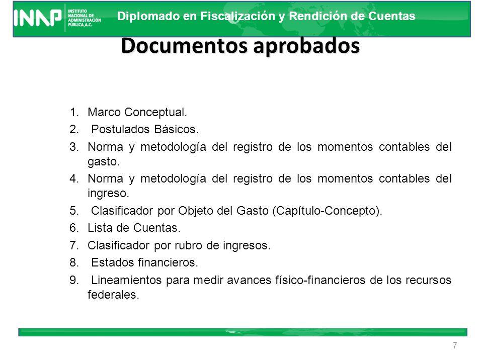 Diplomado en Fiscalización y Rendición de Cuentas Ciclo Programático Presupuestal y Contable 3
