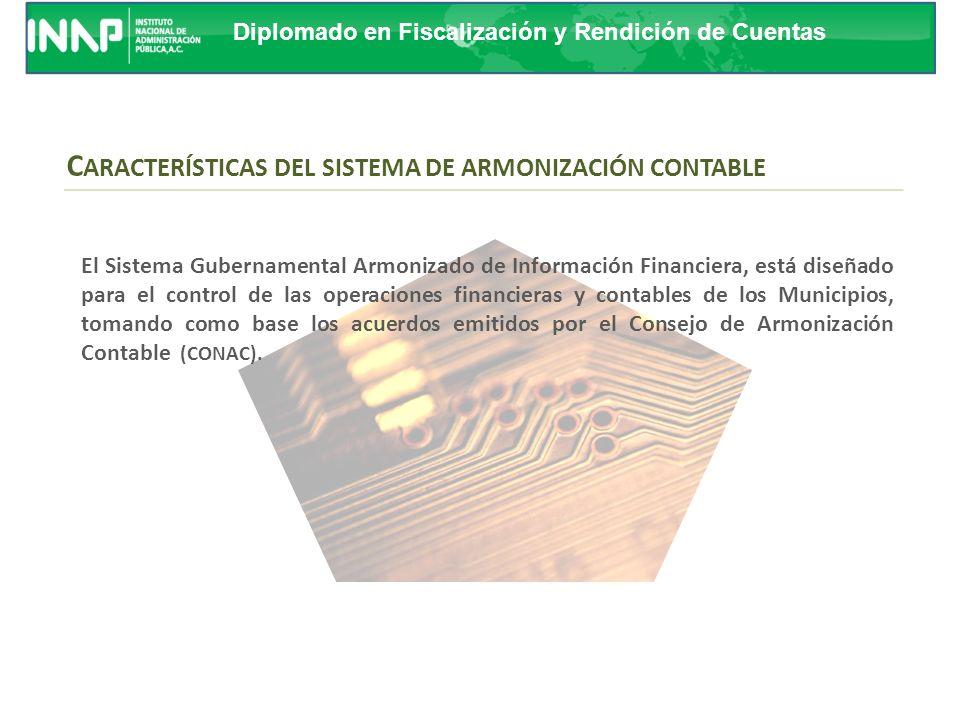 Diplomado en Fiscalización y Rendición de Cuentas 1. SUSTANCIA ECONÓMICA 2. ENTES PÚBLICOS 3. EXISTENCIA PERMANENTE 4. REVELACIÓN SUFICIENTE 5. IMPORT