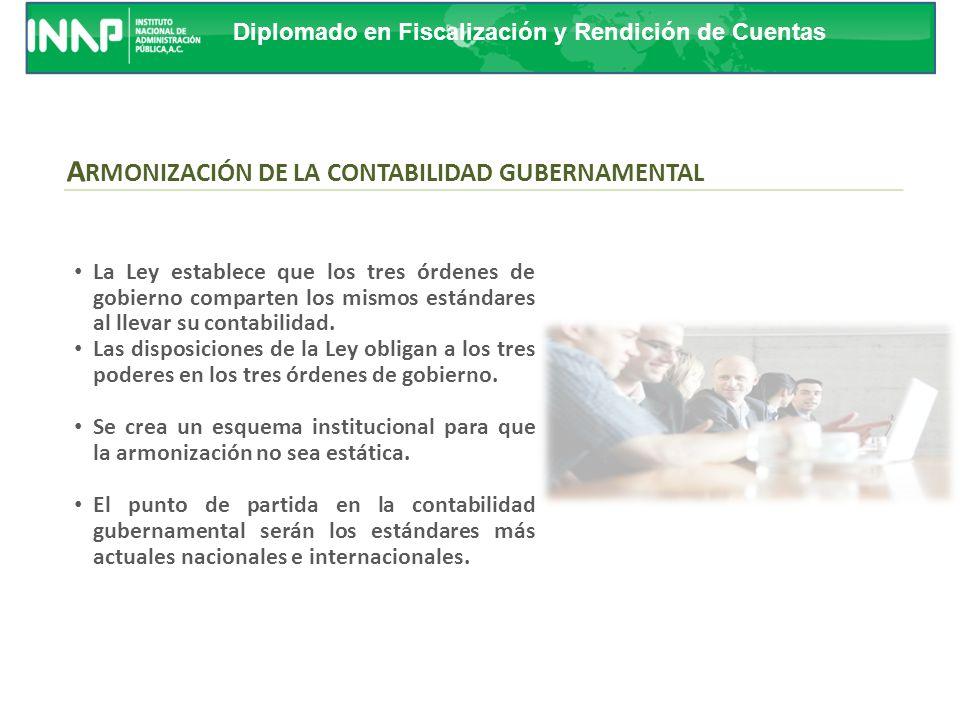 Diplomado en Fiscalización y Rendición de Cuentas Decreto de Reformas Constitucionales para incrementar la calidad del gasto y fortalecer la transpare
