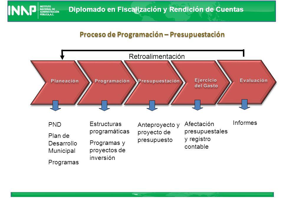 Diplomado en Fiscalización y Rendición de Cuentas Estructura del Apéndice Estadístico RESULTADOS PRESUPUESTARIOS INGRESOS PRESUPUESTARIOS GASTOS PRESU