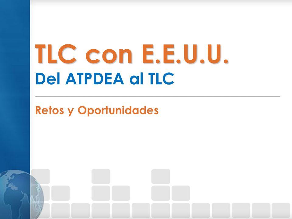 TLC con E.E.U.U.