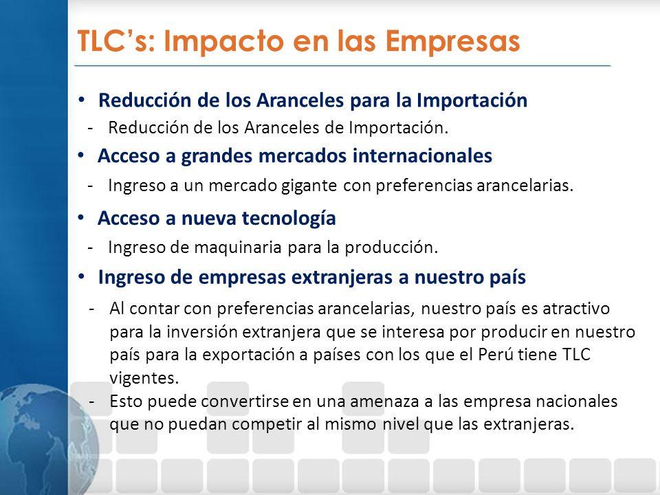 Reducción de los Aranceles para la Importación -Reducción de los Aranceles de Importación.