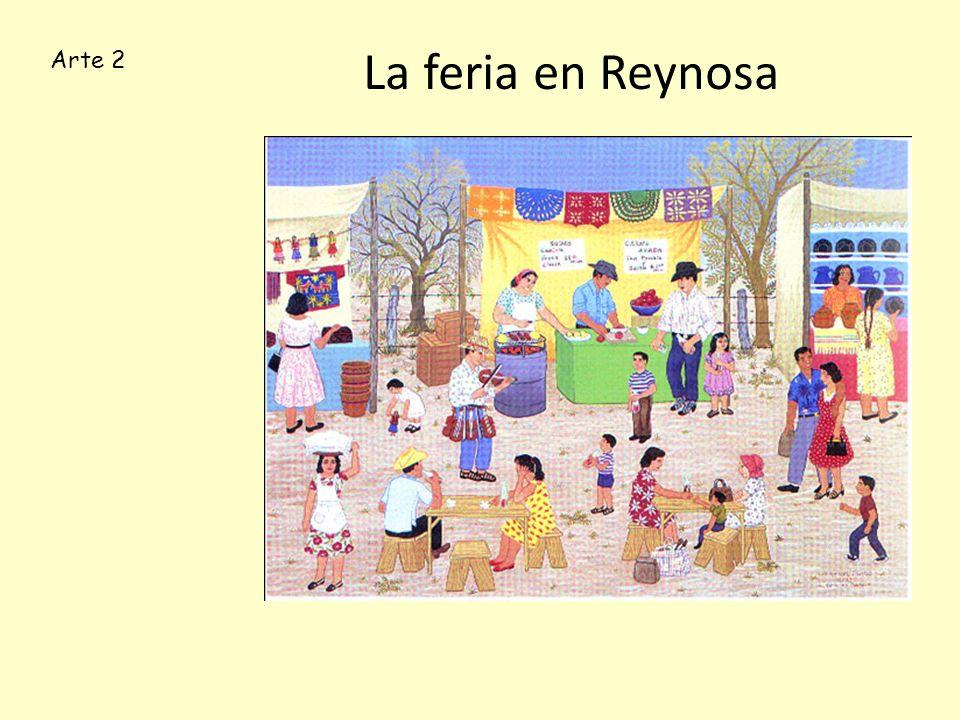 La feria en Reynosa Arte 2