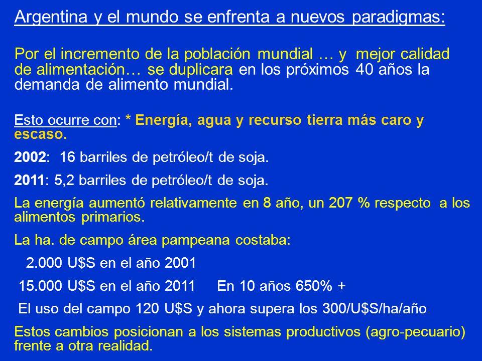 AGRICULTORES FEDERADOS ARGENTINOS Hace más de 15 años instalan un planta extractora de aceite de soja por solventes.