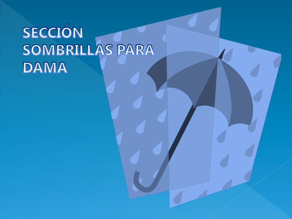 Paraguas automático, 24 pulgadas, 2 secciones, puño curvo negro, armazón acerada, 8 varillas, puntas especiales reemplazables, tela nylon 190 T, doble tela.