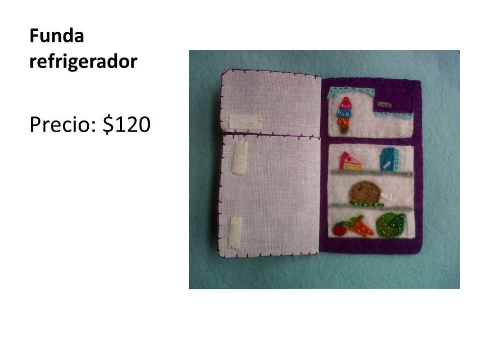 Funda refrigerador Precio: $120