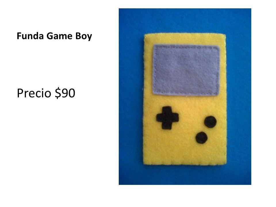 Precio $90 Funda Game Boy