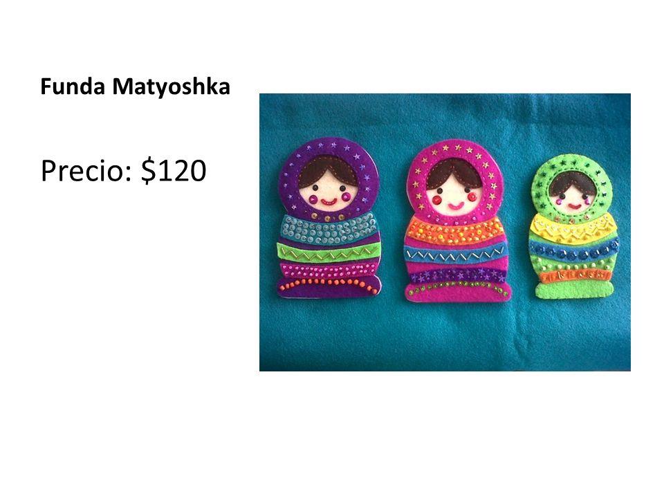 Funda Matyoshka Precio: $120