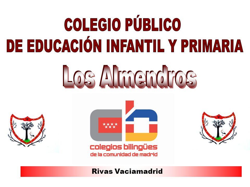 C.E.I.P.LOS ALMENDROS. Rivas Vaciamadrid ESCOLARIZACIÓN 2012/2013 Modificación en BAREMACIÓN 1.