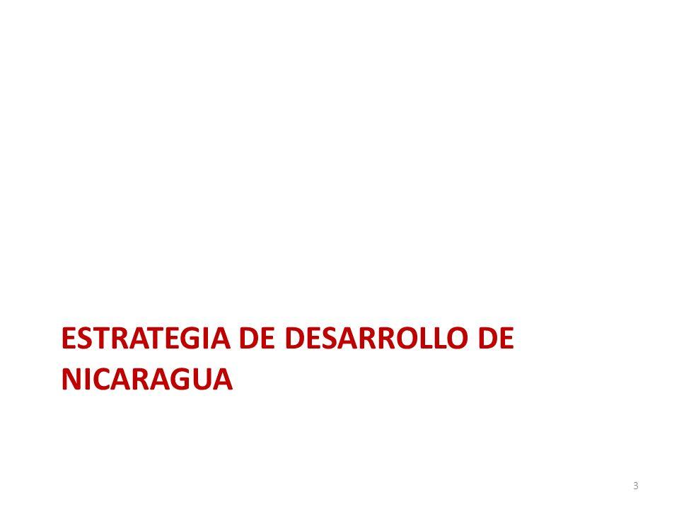 CRECIMIENTO ECONÓMICO DE NICARAGUA CON Y SIN PROYECTO 54 Crecimiento económico de Nicaragua con Canal, sin incluir efecto multiplicador de la inversión.