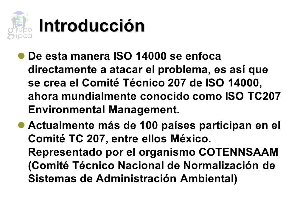 ISO 14012 Establece guías para criterios de calificación para auditores internos y externos que desarrollan auditorias al sistema de administración ambiental (EMS).