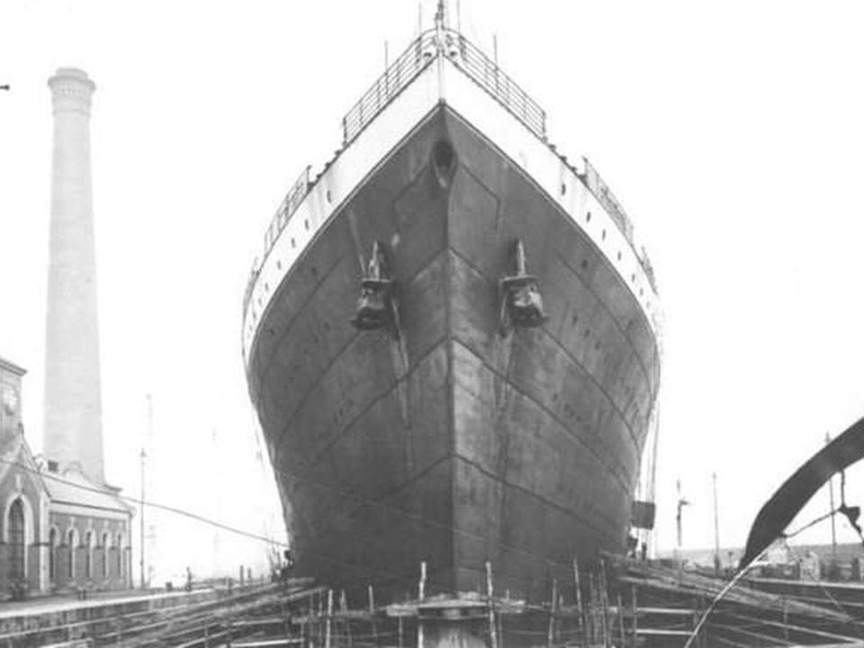 El Titanic en el dique seco
