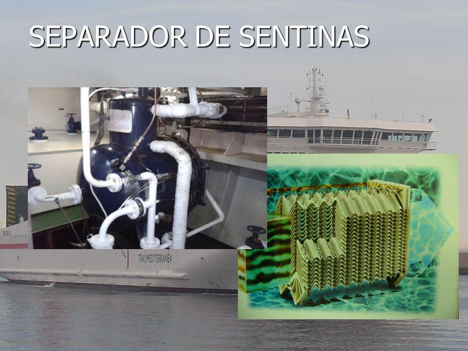 SEPARADOR DE SENTINAS