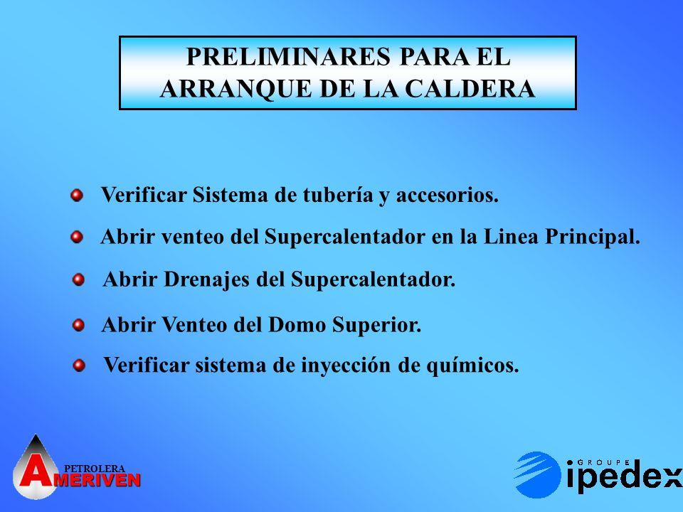 PETROLERA MERIVEN ALIMENTACION A LA CALDERA.
