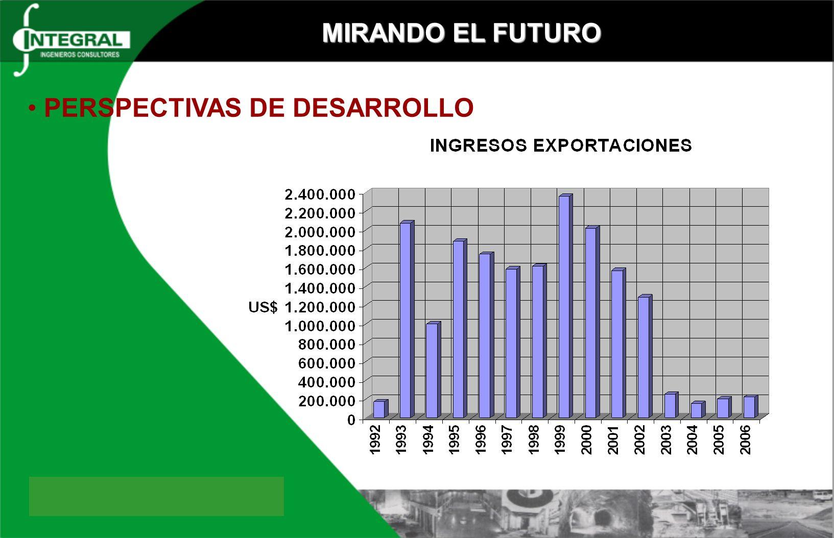 MIRANDO EL FUTURO PERSPECTIVAS DE DESARROLLO