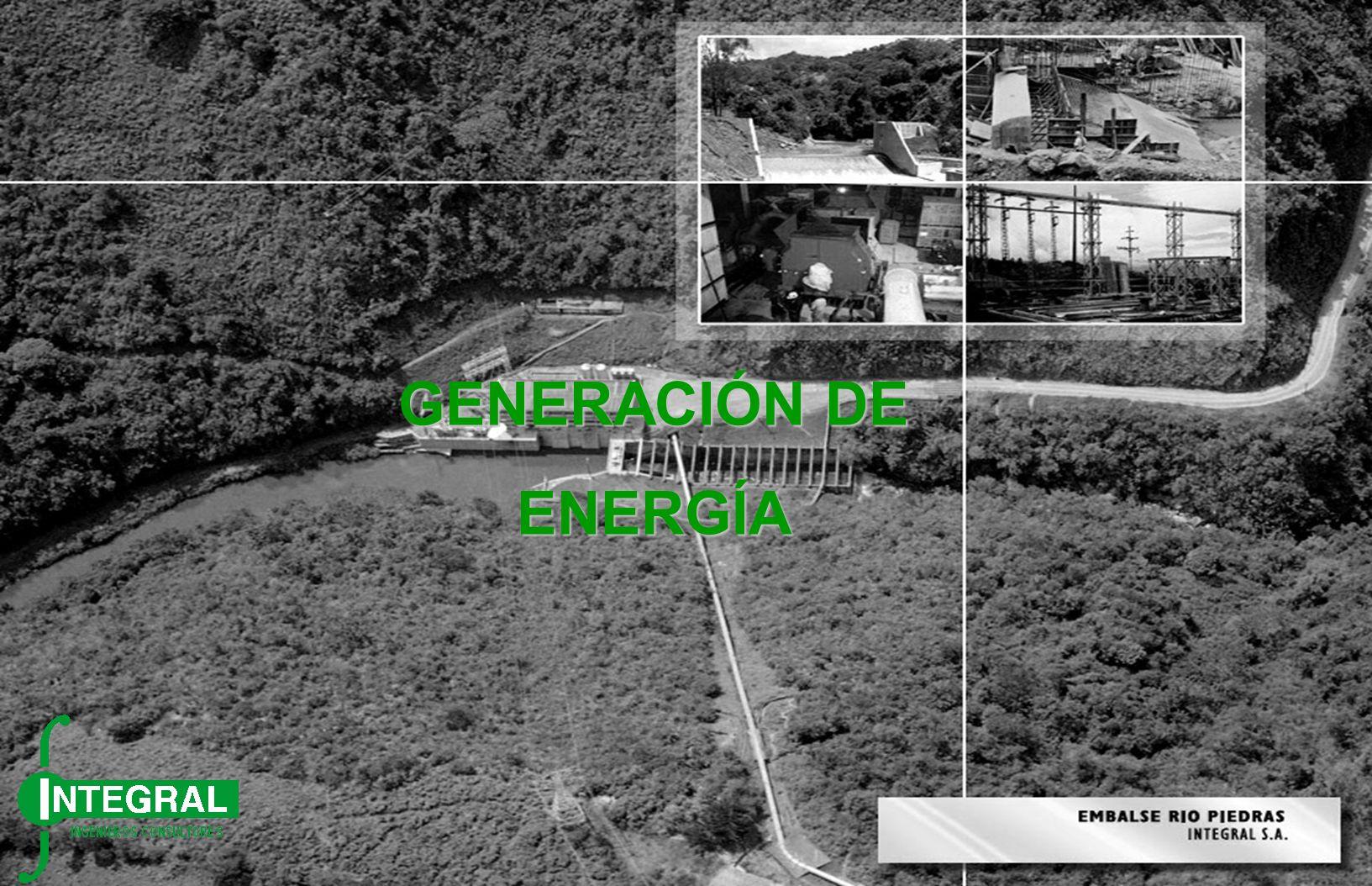 Propiciando el desarrollo hidroeléctrico de Colombia: Diseño y supervisión de las más importantes obras del complejo hidroeléctrico del oriente antioqueño.