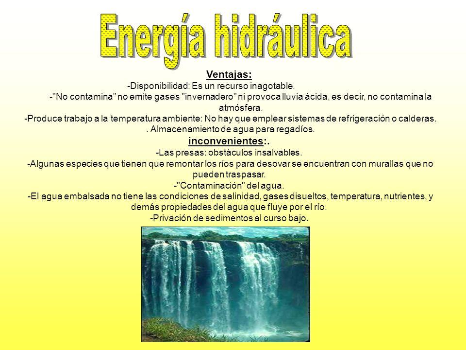 Es la energía asociada a las mareas provocadas por la atracción gravitatoria del Sol y principalmente de la Luna.