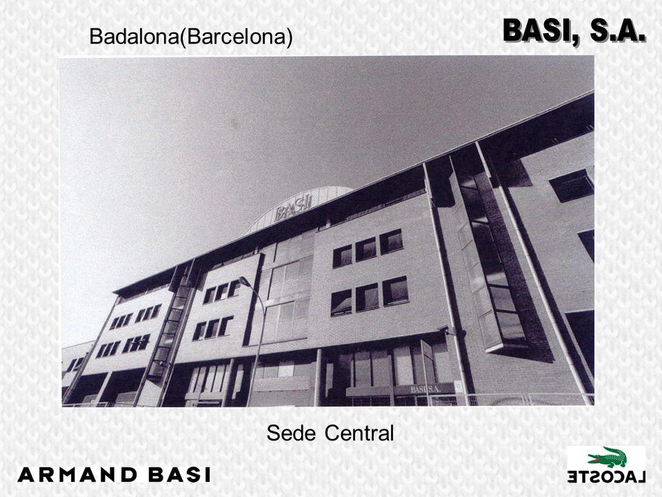 Sede Central Badalona(Barcelona)