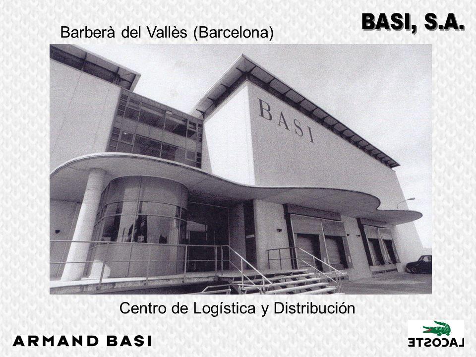 Centro de Logística y Distribución Barberà del Vallès (Barcelona)