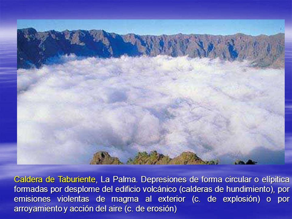 Caldera de Taburiente, La Palma.