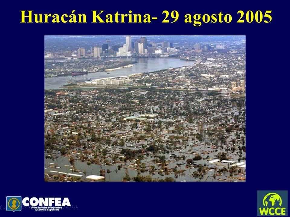 Huracán Katrina- 29 agosto 2005