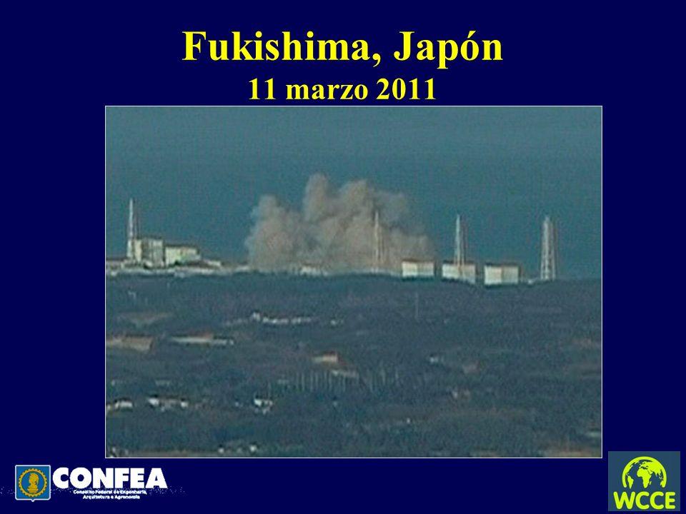 Fukishima, Japón 11 marzo 2011